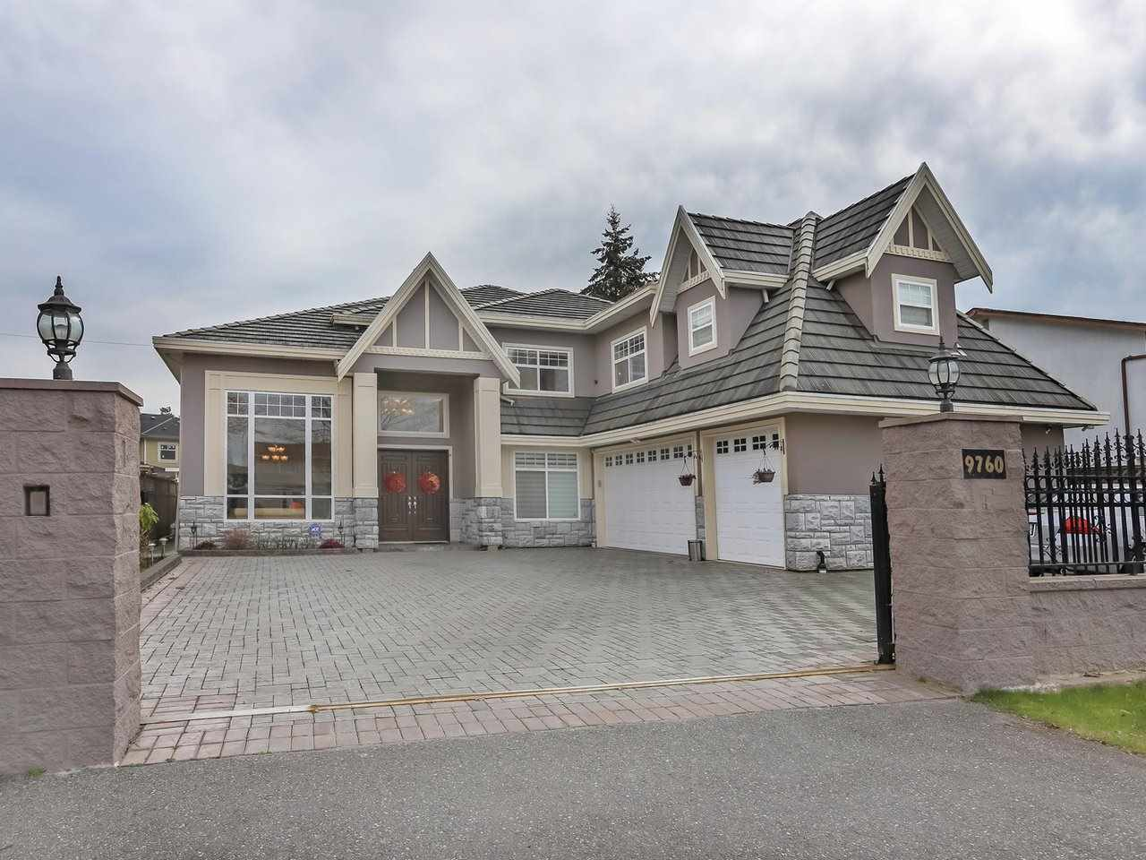 9760 SEACOTE ROAD - Ironwood House/Single Family for sale, 5 Bedrooms (R2494620)
