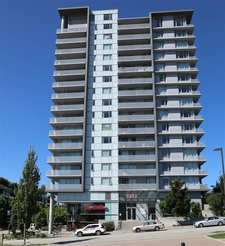303 9393 TOWER ROAD - Simon Fraser Univer. Apartment/Condo for sale, 1 Bedroom (R2494638)