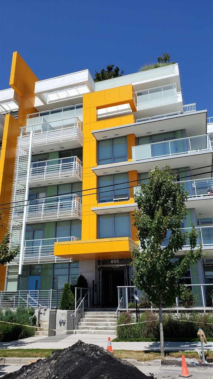 104 655 W 41ST AVENUE - Cambie Apartment/Condo for sale, 1 Bedroom (R2494646)
