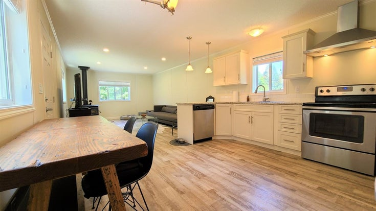16634 TIMBERLINE ROAD - Pender Harbour Egmont House/Single Family for sale, 2 Bedrooms (R2494657)