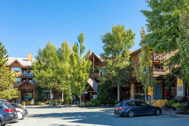 306 4360 LORIMER ROAD - Whistler Village Apartment/Condo for sale, 1 Bedroom (R2494718)