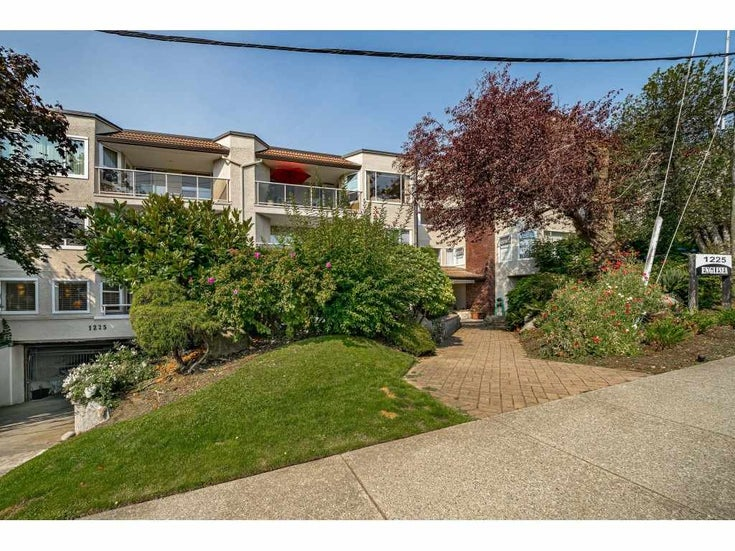412 1225 MERKLIN STREET - White Rock Apartment/Condo for sale, 2 Bedrooms (R2494735)