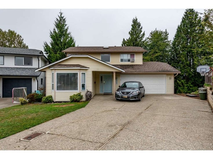 3913 WATERTON CRESCENT - Abbotsford East House/Single Family for sale, 5 Bedrooms (R2494783)