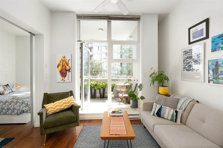 306 1205 HOWE STREET - Downtown VW Apartment/Condo for sale, 1 Bedroom (R2494811)