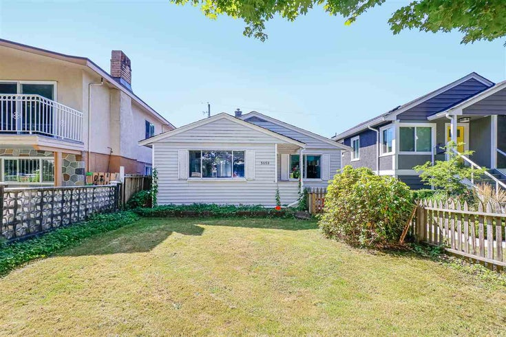 5059 SHERBROOKE STREET - Knight House/Single Family for sale, 2 Bedrooms (R2494854)