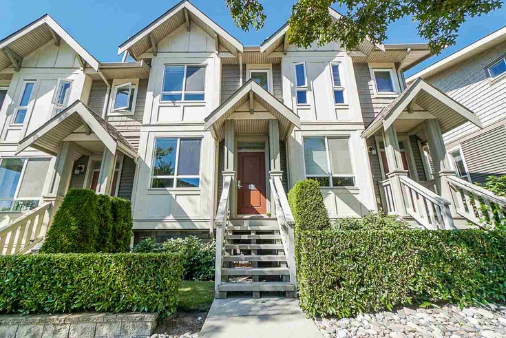 5 3395 GALLOWAY AVENUE - Burke Mountain Townhouse for sale, 3 Bedrooms (R2494864)