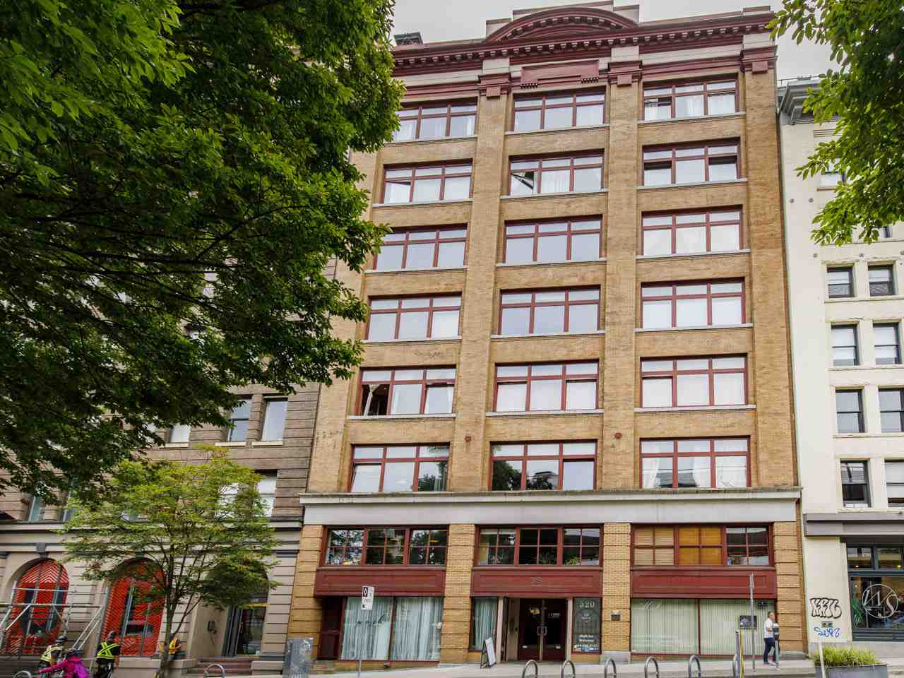 404 518 BEATTY STREET - Downtown VW Apartment/Condo for sale, 1 Bedroom (R2494905) - #1