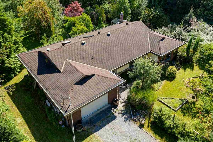 834 PARK ROAD - Gibsons & Area House with Acreage for sale, 3 Bedrooms (R2494965)