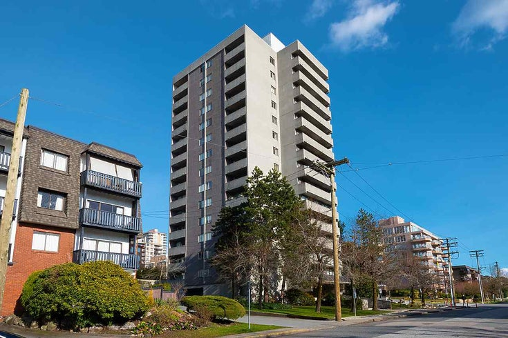 1103 110 W 4 STREET - Lower Lonsdale Apartment/Condo for sale, 1 Bedroom (R2495131)