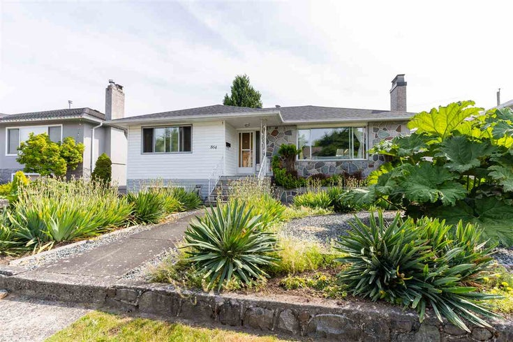 864 E 52ND AVENUE - South Vancouver House/Single Family for sale, 6 Bedrooms (R2495139)