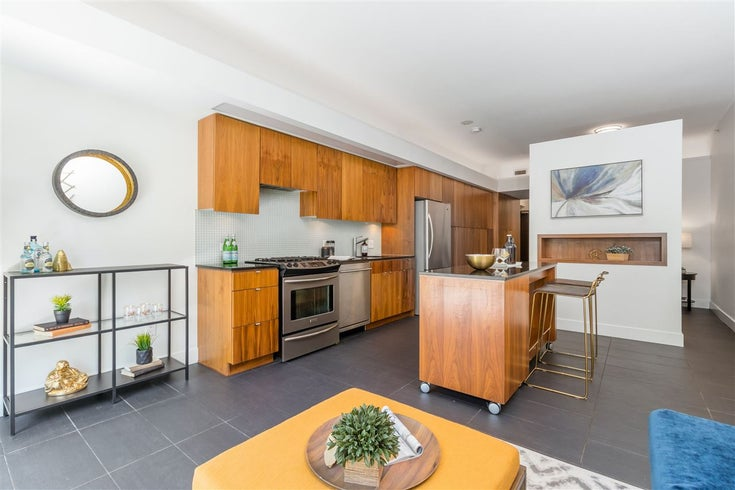 207 33 W PENDER STREET - Downtown VW Apartment/Condo for sale, 1 Bedroom (R2495169)
