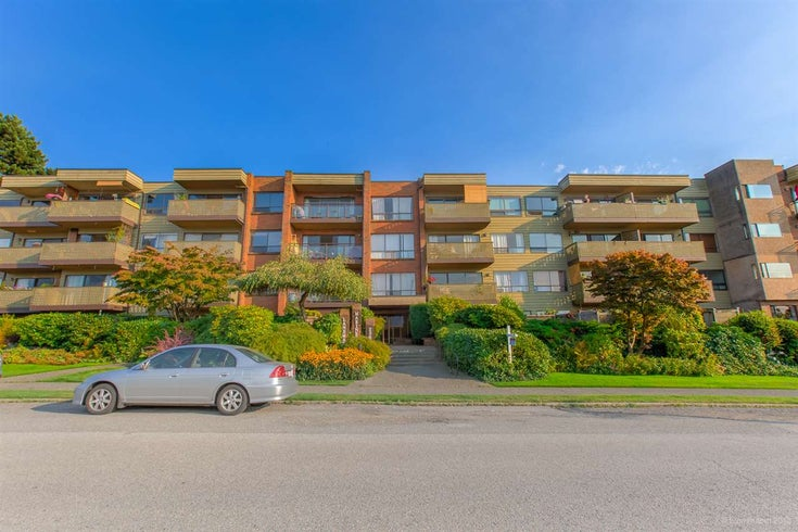 312 2366 WALL STREET - Hastings Apartment/Condo for sale, 1 Bedroom (R2495179)
