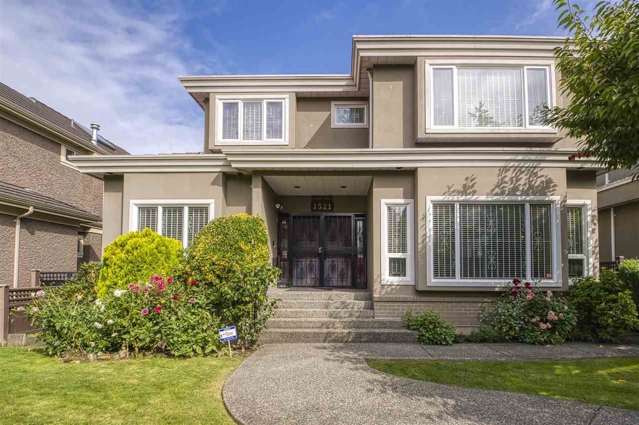 1521 W 61ST AVENUE - South Granville House/Single Family for sale, 5 Bedrooms (R2495215) - #1