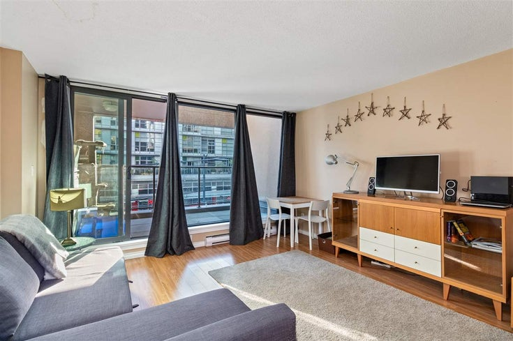 214 1189 HOWE STREET - Downtown VW Apartment/Condo for sale(R2495232)