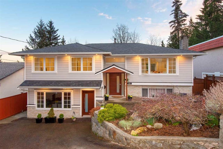 1061 DORAN ROAD - Lynn Valley House/Single Family for sale, 5 Bedrooms (R2495263)