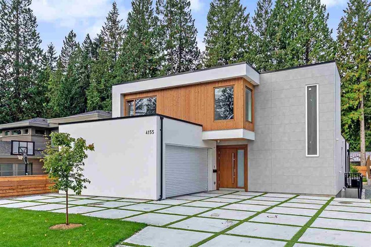 4155 HOSKINS ROAD - Lynn Valley House/Single Family for sale, 6 Bedrooms (R2495270)