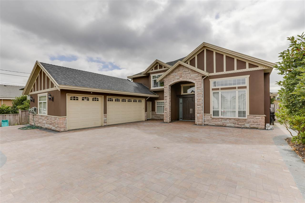11700 AZTEC STREET - East Cambie House/Single Family for sale, 6 Bedrooms (R2495445)