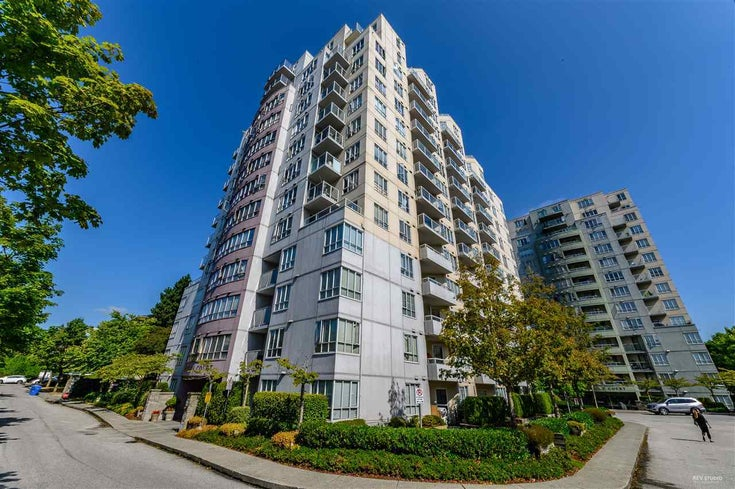 701 3455 ASCOT PLACE - Collingwood VE Apartment/Condo for sale, 1 Bedroom (R2495456)