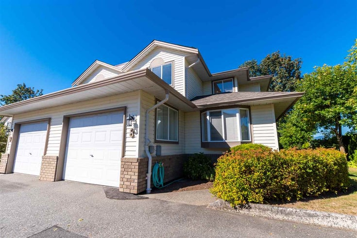 8 3222 IMMEL STREET - Abbotsford East Townhouse for sale, 4 Bedrooms (R2495489)