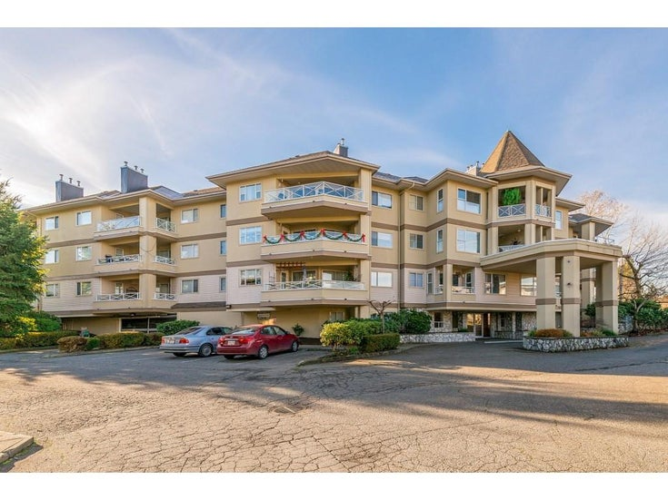 107 20120 56 AVENUE - Langley City Apartment/Condo for sale, 2 Bedrooms (R2495624)