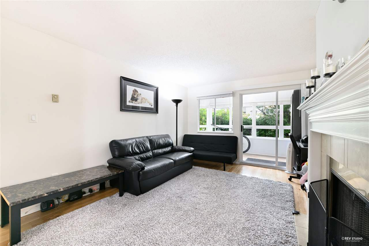 111 1155 ROSS ROAD - Lynn Valley Apartment/Condo for sale, 1 Bedroom (R2495778) - #3