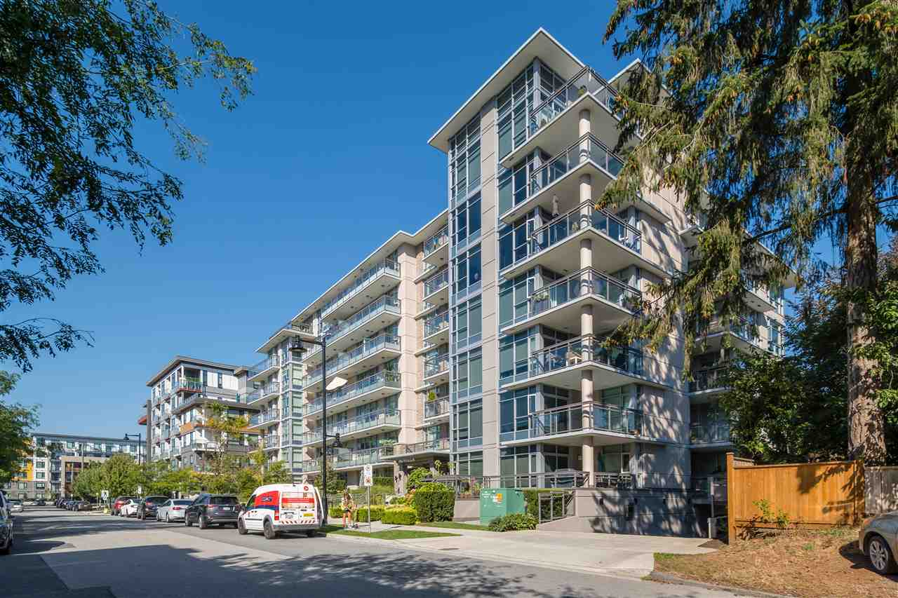110 711 BRESLAY STREET - Coquitlam West Apartment/Condo for sale, 1 Bedroom (R2495784) - #1