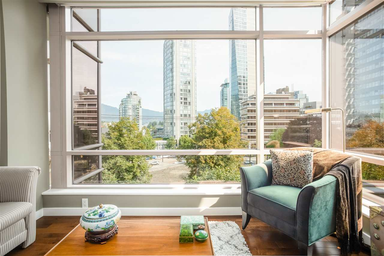 1B 1500 ALBERNI STREET - West End VW Apartment/Condo for sale, 2 Bedrooms (R2495854) - #1