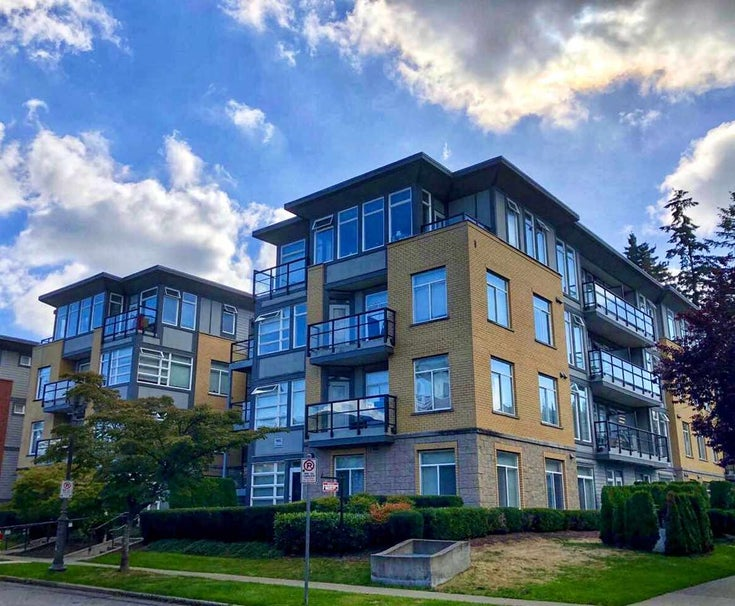 305 5692 KINGS ROAD - University VW Apartment/Condo for sale, 1 Bedroom (R2495857)