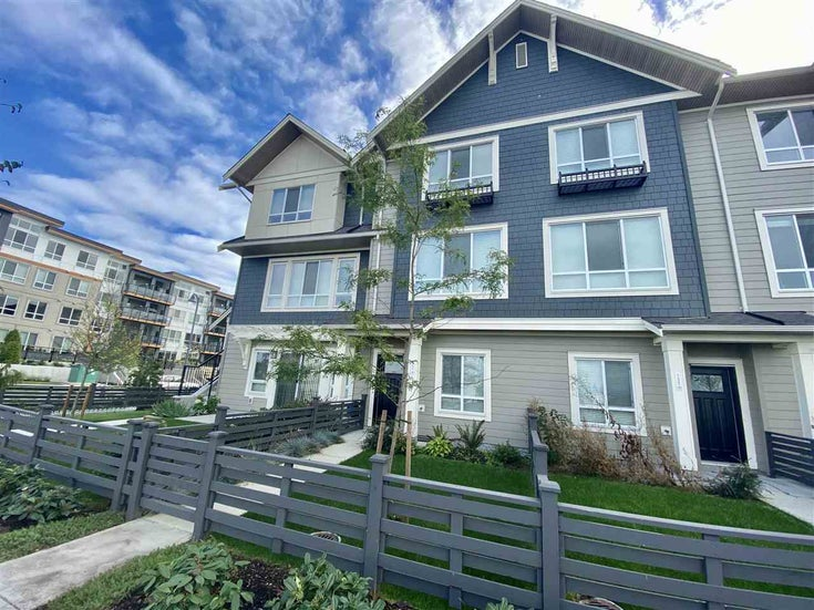 157 1894 OSPREY DRIVE - Tsawwassen North Townhouse for sale, 2 Bedrooms (R2495922)