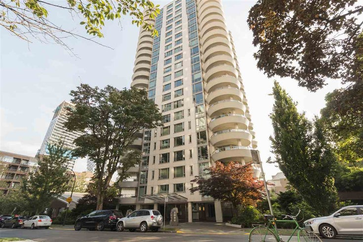 1501 1020 HARWOOD STREET - West End VW Apartment/Condo for sale, 2 Bedrooms (R2495925)