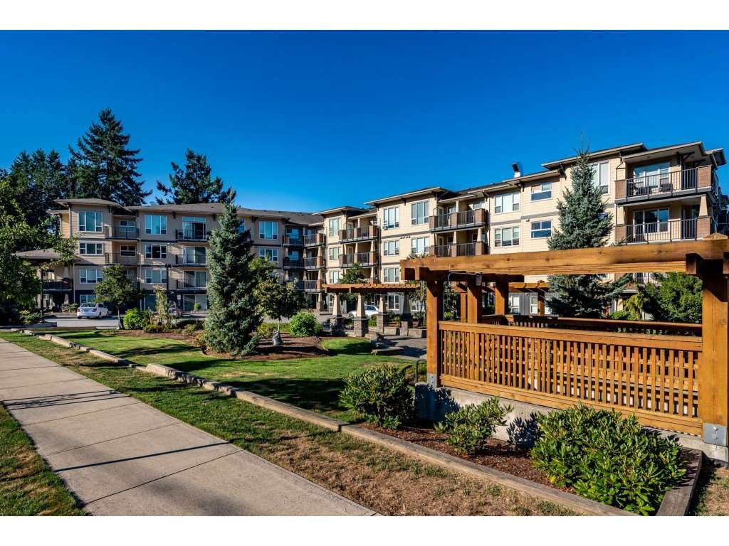 311 2565 CAMPBELL AVENUE - Central Abbotsford Apartment/Condo for sale, 1 Bedroom (R2495952) - #1