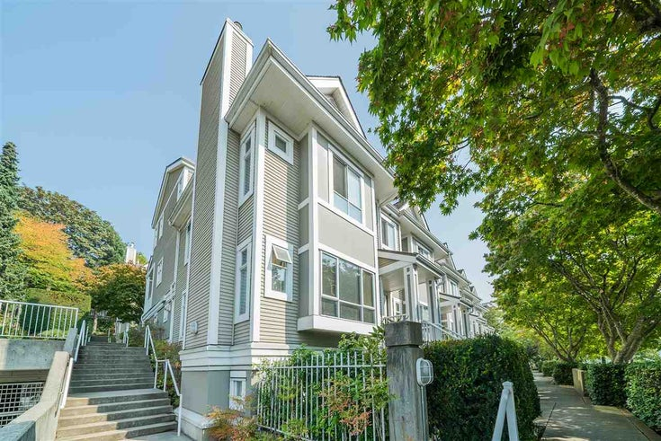6 2883 E  KENT AVENUE NORTH AVENUE - South Marine Townhouse for sale, 2 Bedrooms (R2495954)