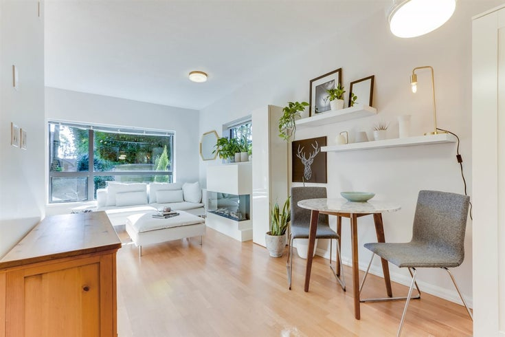 101 997 W 22ND AVENUE - Cambie Apartment/Condo for sale, 1 Bedroom (R2495983)