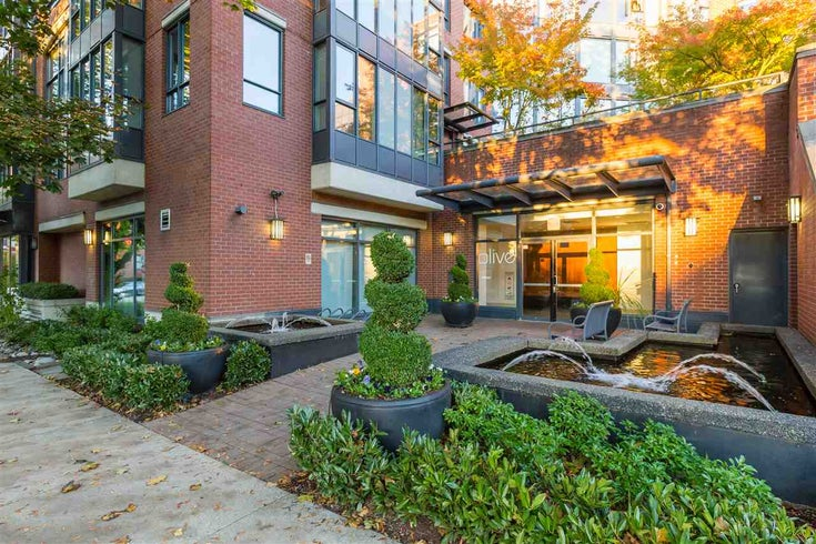 608 3228 TUPPER STREET - Cambie Apartment/Condo for sale, 1 Bedroom (R2496048)