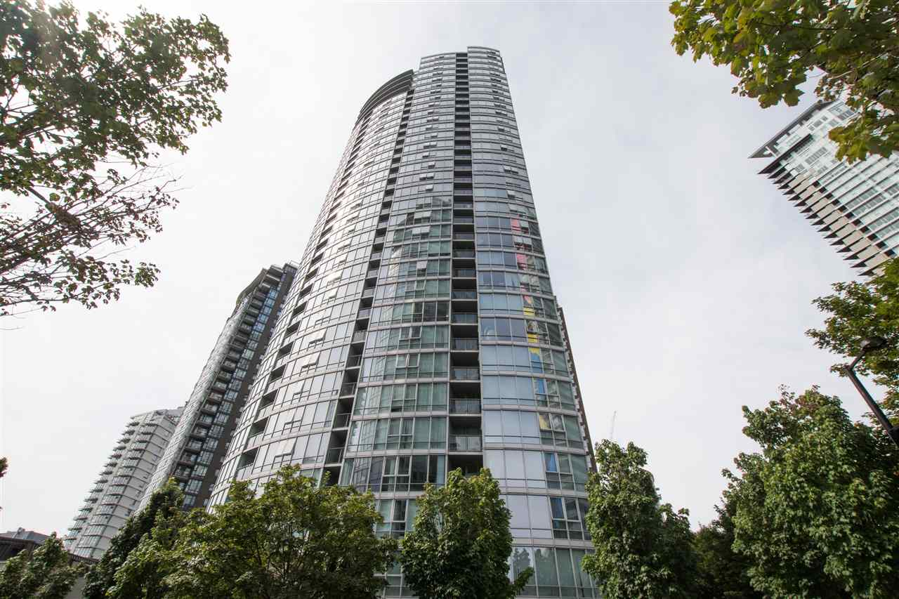 1607 1495 RICHARDS STREET - Yaletown Apartment/Condo for sale, 1 Bedroom (R2496079) - #1