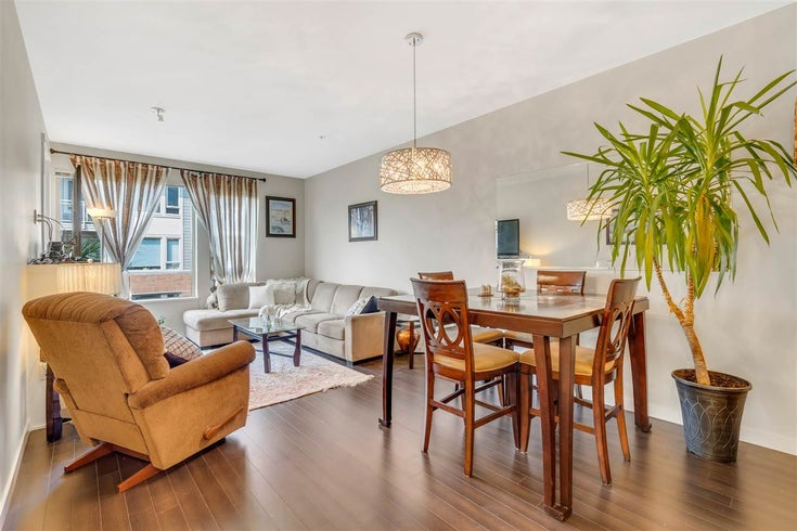 308 119 W 22ND STREET - Central Lonsdale Apartment/Condo for sale, 2 Bedrooms (R2496081)
