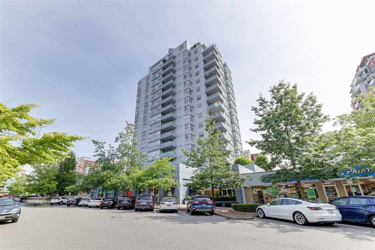 904 121 W 16TH STREET - Central Lonsdale Apartment/Condo for sale, 1 Bedroom (R2496104)