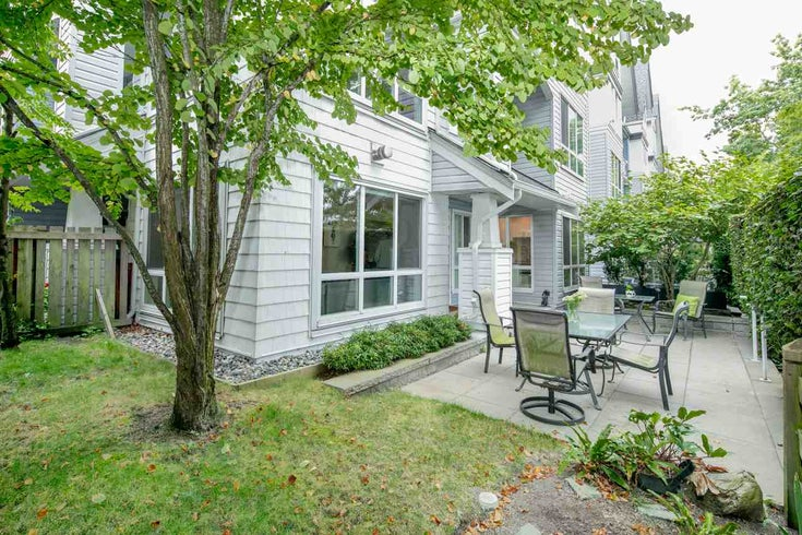 126 12639 NO. 2 ROAD - Steveston South Townhouse for sale, 2 Bedrooms (R2496141)