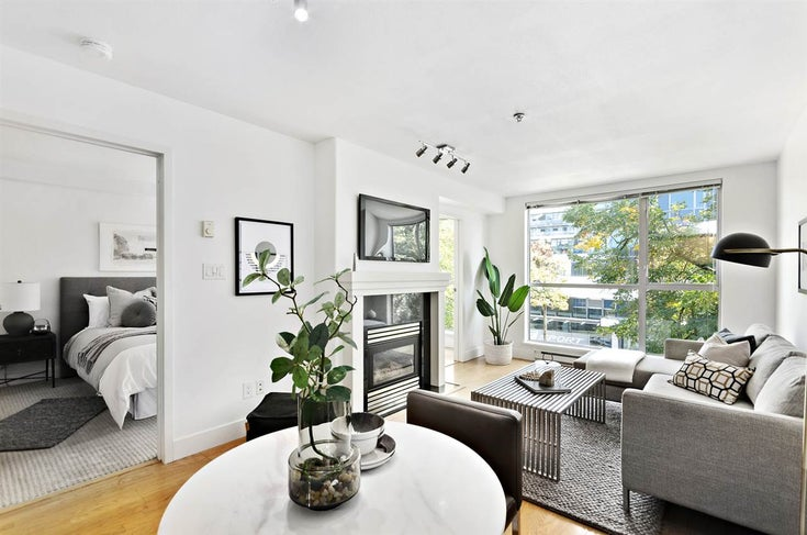 212 1823 W 7TH AVENUE - Kitsilano Apartment/Condo for sale, 1 Bedroom (R2496145)
