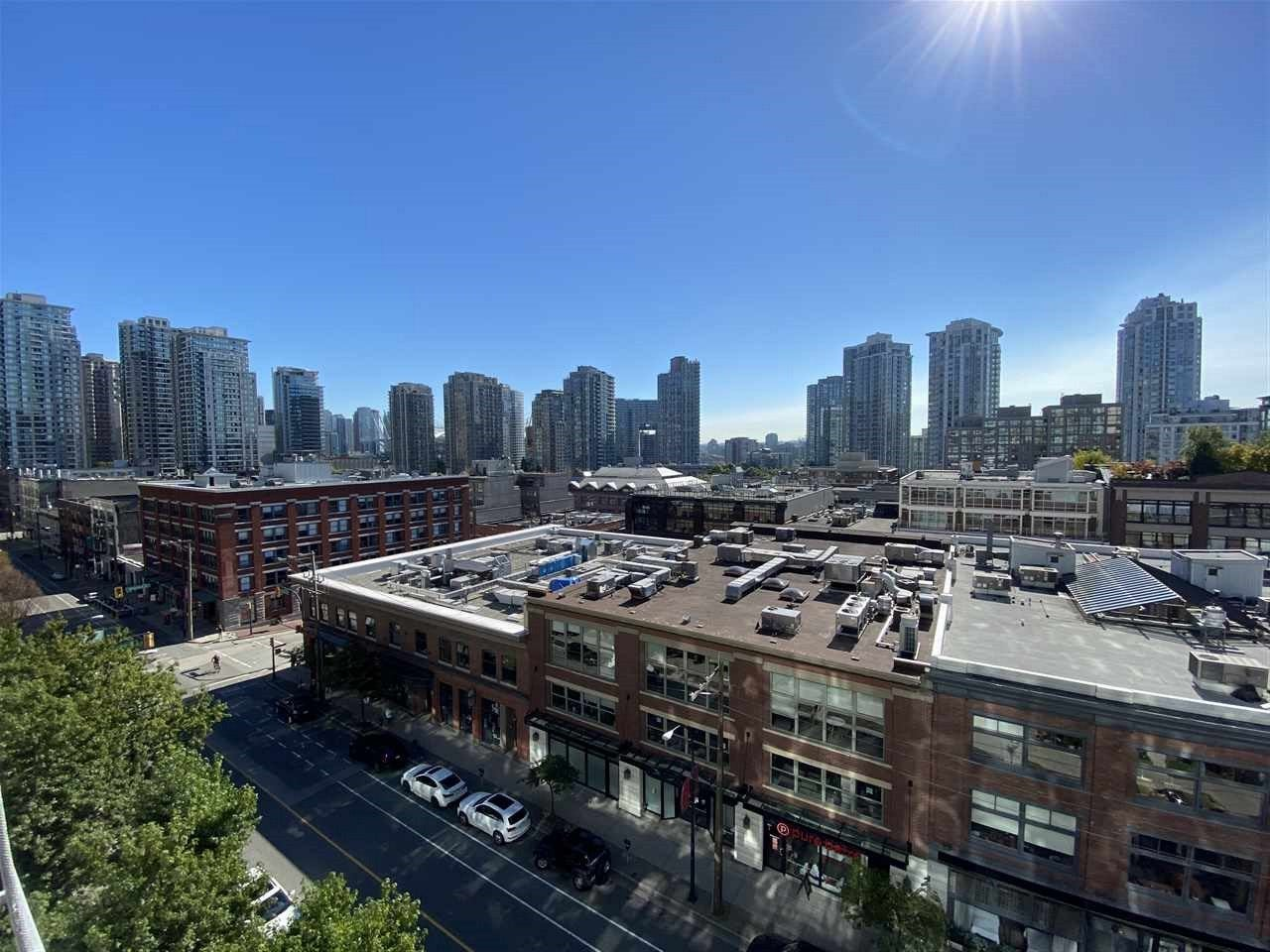 810 1133 HOMER STREET - Yaletown Apartment/Condo for sale(R2496165) - #1