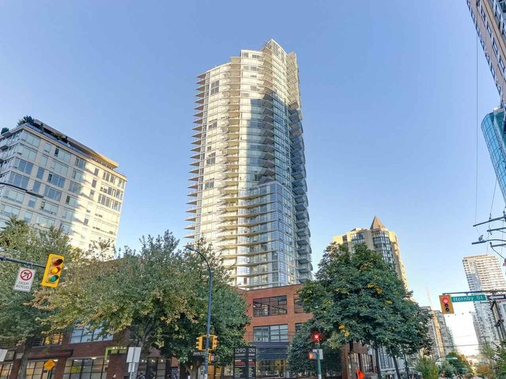 3505 1283 HOWE STREET - Downtown VW Apartment/Condo for sale, 1 Bedroom (R2496200)