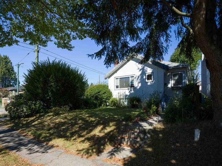 4693 W 8TH AVENUE - Point Grey House/Single Family for sale, 4 Bedrooms (R2496339)
