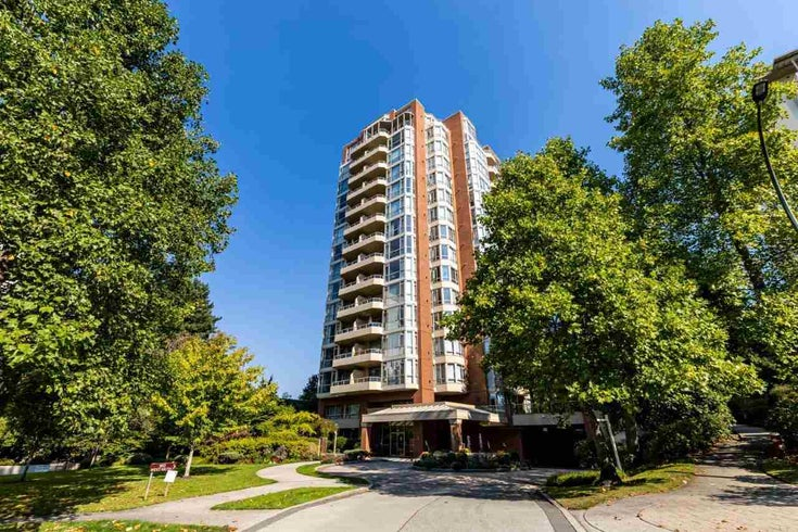 805 160 W KEITH ROAD - Central Lonsdale Apartment/Condo for sale, 2 Bedrooms (R2496437)