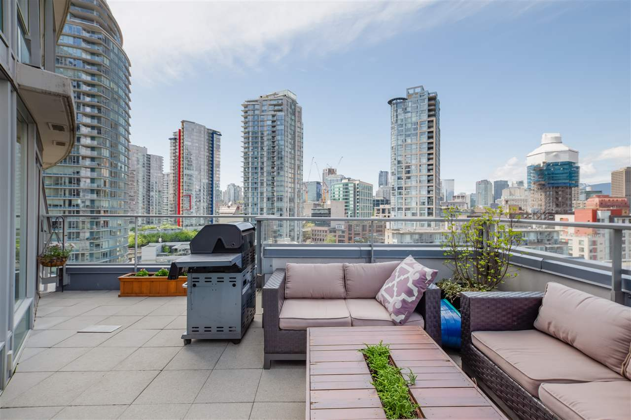 1606 58 KEEFER PLACE - Downtown VW Apartment/Condo for sale, 1 Bedroom (R2496452) - #1