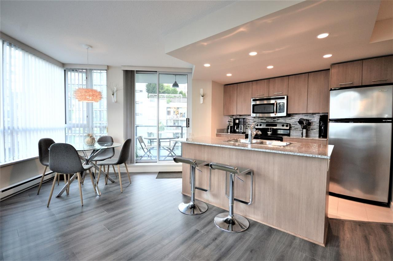 608 1212 HOWE STREET - Downtown VW Apartment/Condo for sale, 1 Bedroom (R2496457) - #1