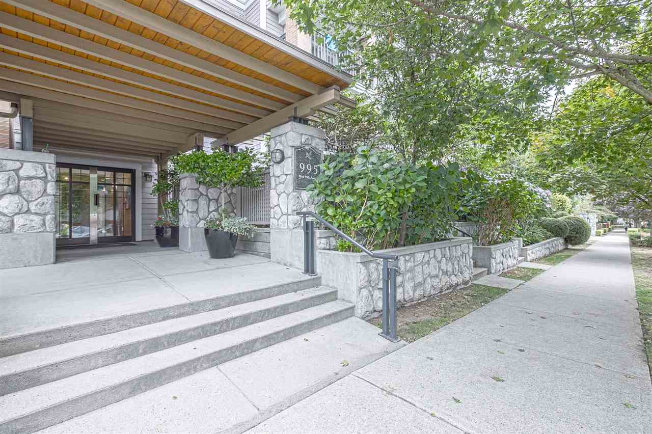 306 995 W 59TH AVENUE - South Cambie Apartment/Condo for sale, 2 Bedrooms (R2496552)