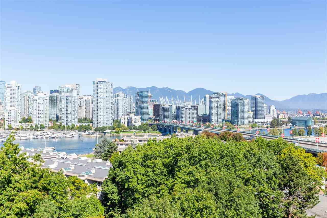 1102 518 MOBERLY ROAD - False Creek Apartment/Condo for sale, 2 Bedrooms (R2496603) - #1