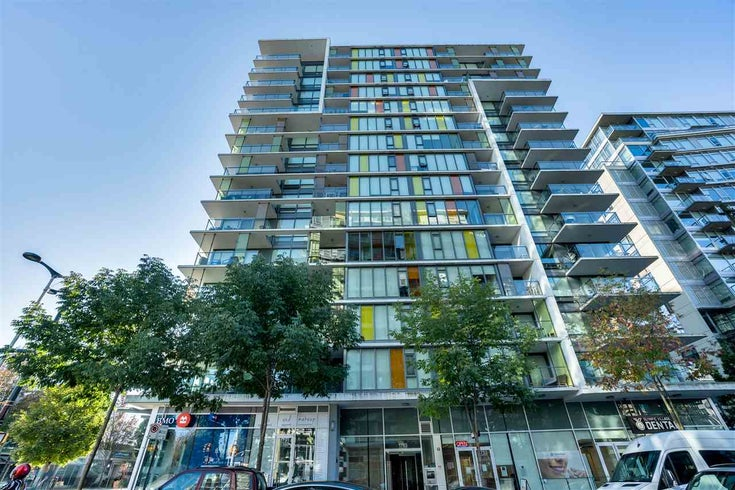 510 1783 MANITOBA STREET - False Creek Apartment/Condo for sale, 1 Bedroom (R2496613)