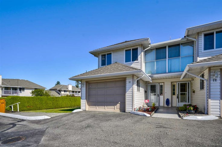 12 32640 MURRAY AVENUE - Central Abbotsford Townhouse for sale, 2 Bedrooms (R2496715)