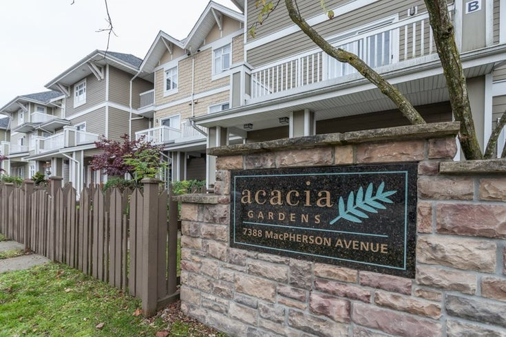 67 7388 MACPHERSON AVENUE - Metrotown Townhouse for sale, 2 Bedrooms (R2496736)